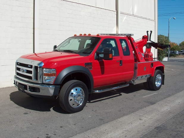 Commercial Towing San Fernando Valley